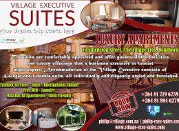 Village Executive Suites – Luxury Apartments | Windhoek, Namibia