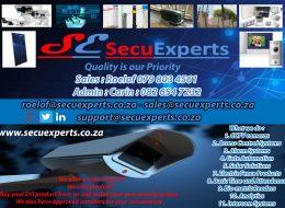 SE – SecuExperts – Security Products | Sinoville, Pretoria, Gauteng