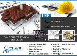 Gerwin Home Designs   Architecture Firm in Elarduspark, Pretoria, Gauteng
