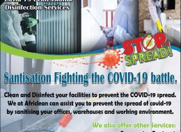 Africlean – Covid-19 Professional Disinfection Services | Kempton Park, Gauteng