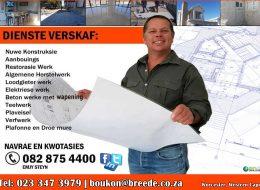 Boukon | Worcester, Western Cape