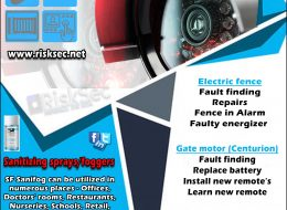 RiskSec – Install and maintain security systems   Gauteng PTA/JHB