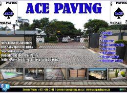 ACE PAVING | Pretoria, Gauteng