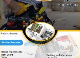 Buffelo Construction (Pty) Ltd | Pretoria, Gauteng