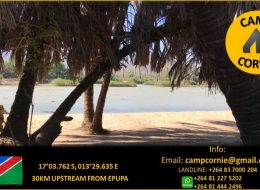 Camp Cornie | 30Km upstream from Epupa, Namibia