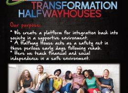TRANSFORMATION HALFWAY HOUSES | Nigel, Gauteng