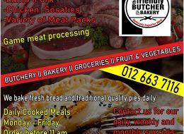 The Friendly Butcher & Bakery | Centurion, Gauteng