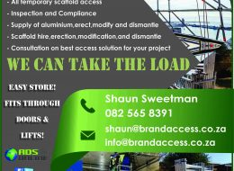 BRAND ACCESS & MANAGEMENT SOLUTIONS | DELMAS, MPUMALANGA