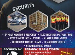 NKS SECURITY SERVICES | KURUMAN, NORTHERN CAPE