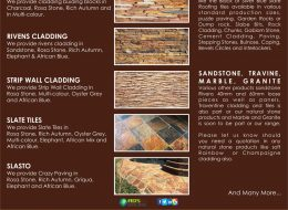 Natural Stone Products – Tiles Supplier | National, Gauteng, North West
