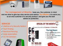 Silverfox Security   Security Service Gauteng