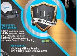 JHS Security & Projects | Amanzimtoti, KZN