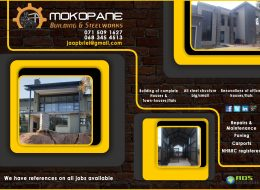 Mokopane Building & Steelworks | Mokopane, Limpopo