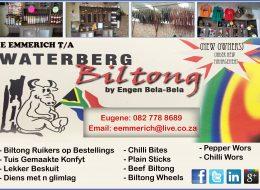 WATERBERG BILTONG – WARMBAD (Bela Bela)