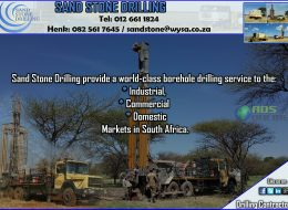 Sand Stone Drilling | Drilling Contractors Naboomspruit, Limpopo