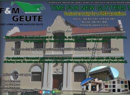 F&M Geute | Gutters – Bloemfontein, Free State